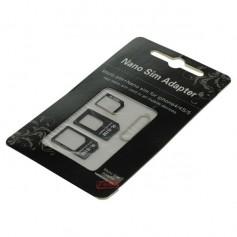 OTB - OTB SIM card adapter set (4 in 1) blister - SIM adapters - ON3774