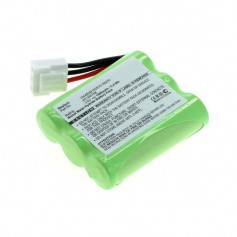 OTB, OTB battery compatible with Ingenico EFT930B / EFT930G / EFT930P NiMH, Electronics batteries, ON3789