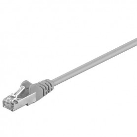 Oem - CAT 5e Network cable SF / UTP gray - Network cables - ON3814-CB