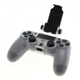 NedRo, OTB Smartphone holder for PS4 controller - incl. OTG cable, PlayStation 4, ON3860