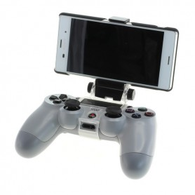 OTB Smartphone holder for PS4 controller - incl. OTG cable