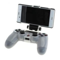 Oem - OTB Smartphone holder for PS4 controller - incl. OTG cable - PlayStation 4 - ON3860