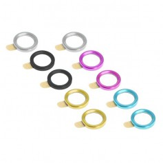 OTB, 10 x Camera protection ring for iPhone 6 6 Plus, Phone accessories, ON3900