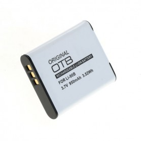 OTB - Battery for Olympus LI-90B / LI-92B - Olympus photo-video batteries - ON3907 www.NedRo.us