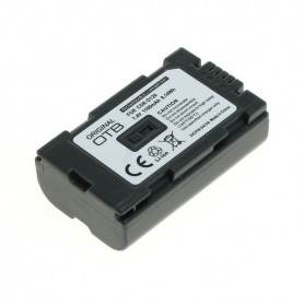 OTB - Battery compatible with Panasonic CGR-D120 Li-Ion - Panasonic photo-video batteries - ON3921 www.NedRo.us