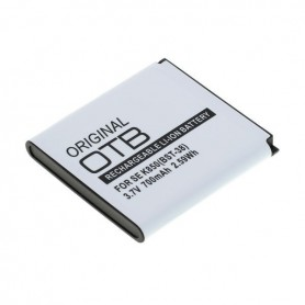 OTB, Battery for Sony Ericsson BST-38 Li-Ion, Sony phone batteries, ON3926, EtronixCenter.com