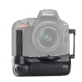 Travor - Battery Grip compatible Nikon D5500 D5600 DSLR - Nikon photo-video batteries - AL842 www.NedRo.us