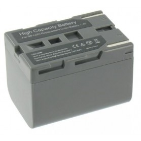 unbranded, Battery compatible with Samsung SB-L220, Samsung photo-video batteries, GX-V080-GXL