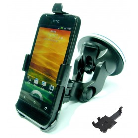 Haicom, Haicom car Phone holder for HTC ONE Mini 2 HI-491, Car window holder, ON3997-SET