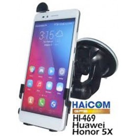 Haicom, Haicom car Phone holder for Huawei Honor 5X HI-469, Car window holder, ON4501-SET, EtronixCenter.com
