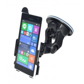 Haicom, Haicom car Phone holder for Nokia Lumia 530 HI-386, Car window holder, ON4509-SET