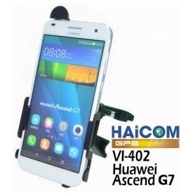 Haicom, Car-Fan Haicom Phone holder for Huawei Ascend G7 HI-402, Car fan phone holder, ON4537-SET