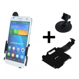 Haicom, Haicom dashboard phone holder for Huawei Ascend G7 HI-402, Car dashboard phone holder, ON4538-SET