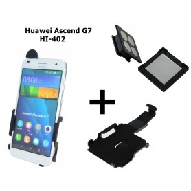 Haicom - Haicom magnetic phone holder for Huawei Ascend G7 HI-402 - Car magnetic phone holder - ON4540-SET www.NedRo.us
