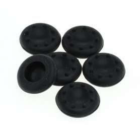 NedRo - 6 x Silicone Protective thumb stick grips for PS4 Joystick - PlayStation 4 - ON4567 www.NedRo.us