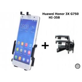 Haicom, Car-Fan Haicom Phone holder for Huawei Honor 3X G750 HI-358, Car fan phone holder, ON4579-SET