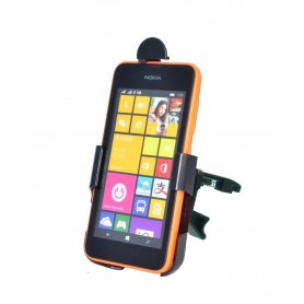 Haicom, Car-Fan Haicom Phone holder for Nokia Lumia 530 HI-386, Car fan phone holder, ON4583-SET