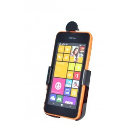 Haicom - Haicom magnetic phone holder for Nokia Lumia 530 HI-386 - Car magnetic phone holder - ON4586-SET www.NedRo.us