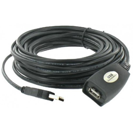 Oem - USB 2.0 Active Extension Cable Repeater YPU311 - USB to USB cables - YPU311