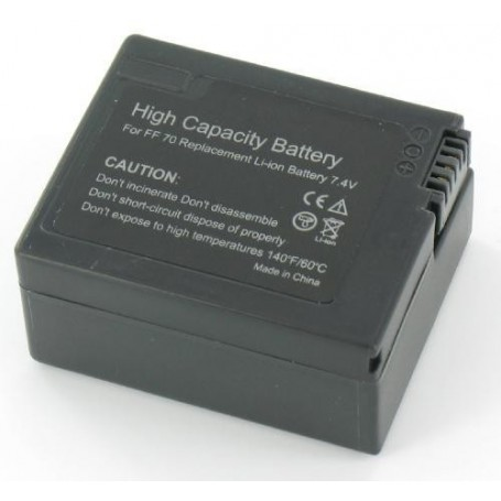 NedRo, Battery compatible with Sony NP-FF70, Sony photo-video batteries, V180