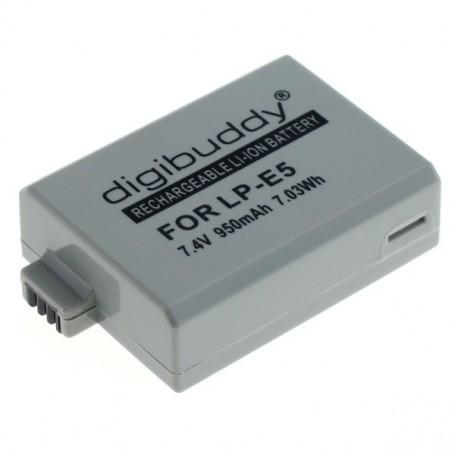 OTB - Battery for Canon LP-E5 Li-Ion - Canon photo-video batteries - ON1595