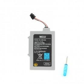 NedRo, Wii U Gamepad battery 3.7V 3600mAh, Nintendo Wii U, YGN916