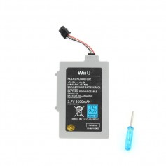 Wii U Gamepad battery 3.7V 3600mAh