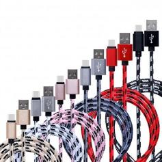 USB Type C (USB-C) to USB Metallic Hi-Q