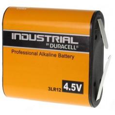 Duracell - Duracell Industrial 3LR12 4.5V battery - Size C D 4.5V XL - BL240-CB