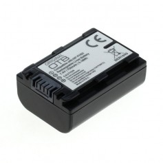 OTB - Battery for Sony NP-FH50 / NP-FP50 700mAh - Sony photo-video batteries - ON1972