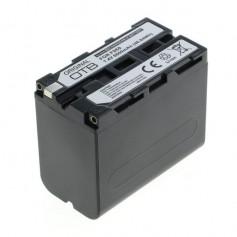 OTB - Battery for Sony NP-F960 / NP-F970 Li-Ion 6600mAh - Sony photo-video batteries - ON1455