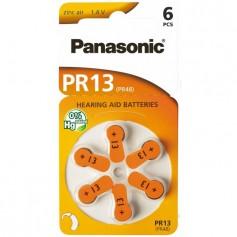 Panasonic - Panasonic 13 / PR13 / PR48 Hearing Aid Battery - Hearing batteries - BL254-CB