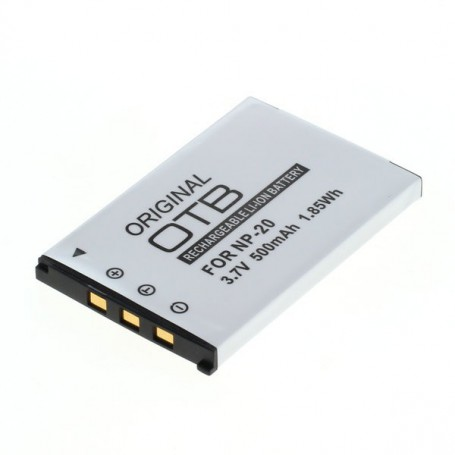 OTB - Battery for Casio NP-20 Li-Ion ON1396 - Casio photo-video batteries - ON1396