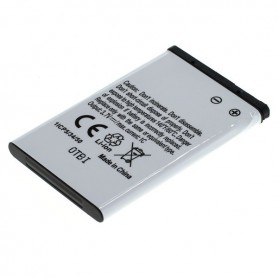 OTB, Battery compatible for Nokia 6100 6101 3650 6230 BL-4C, Nokia phone batteries, ON002, EtronixCenter.com