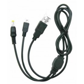 NedRo - Sync Data and Charging Cable for PSP / PSP Slim & Lite P058 - PlayStation PSP - P058