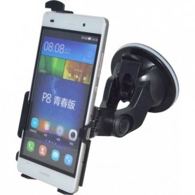 Haicom, Haicom car Phone holder for HUAWEI P8 LITE HI-444, Car window holder, ON4607-SET