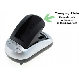 Dolphix, AC and Car charger set for all types of loading plates EU-Plug, Other photo-video chargers, 49459, EtronixCenter.com