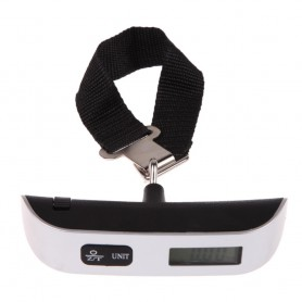 NedRo, Digital Lugage Scale with strap up to 50kg, Digital scales, AL584, EtronixCenter.com