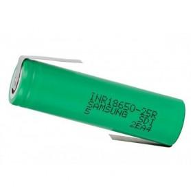 Samsung, Samsung INR18650-25R 20A, Size 18650, NK056-CB, EtronixCenter.com