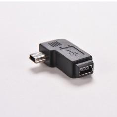 Oem - Mini USB Male to Mini USB Female Adapter Converter - USB adapters - AL571