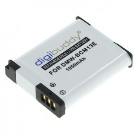 digibuddy, Battery for Panasonic DMW-BCM13 / DMW-BCM13E 1050mAh, Panasonic photo-video batteries, ON2690, EtronixCenter.com