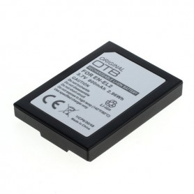 OTB - Battery for Nikon EN-EL2 Li-Ion 800mAh - Nikon photo-video batteries - ON1471