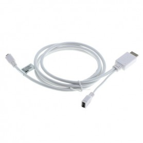 OTB, HDMI-Adaptercable for Samsung EIA2UHUN / HTC M490 ON1208, Samsung data cables , ON1208, EtronixCenter.com
