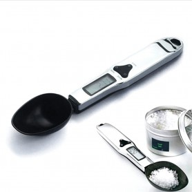 NedRo, Kitchen LAB Spoon Digital LCD Scale 0.1-300g, Digital scales, AL546