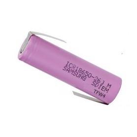 Samsung - Samsung INR18650-30Q 3000mAh - 15A - Size 18650 - NK270-CB www.NedRo.us