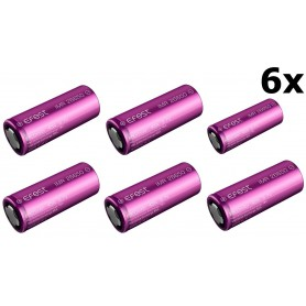 Efest - Efest IMR26650 5000mAh 45A Unprotected - Size C D and XL - NK139-CB www.NedRo.us