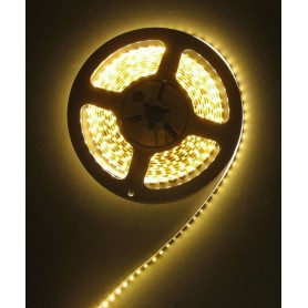 NedRo, Warm White 12V Led Strip 60LED/M IP20 SMD3528, LED Strips, AL494-CB