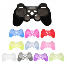 Silicone Skin Case for PS2 PS3 Controller