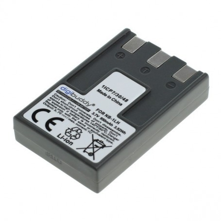 OTB - Battery for Canon NB-1LH Li-Ion ON1596 - Canon photo-video batteries - ON1596