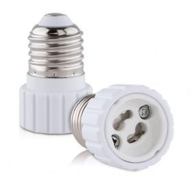 NedRo - E27 to GU10 converter - Light Fittings - LCA21-CB www.NedRo.us